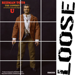 LOOSE THE COWBOY U (Redman Toys)
