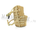 SFLCS backpack w/ hydratation tube (Tan color)