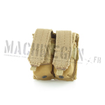 M4 double ammo pouch (Tan coyote)