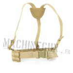 Suspender SFLCS w/ belt (Tan)