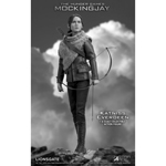 figurine The Hunger Games : Catching Fire - Katniss Everdeen (Hunting Outfit Version)