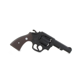 Revolver Smith & Wesson M10 avec Speed Loader (Noir)