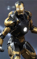 Iron Man 3 - Mark XX Python