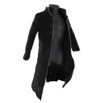 Long Vest (Black)