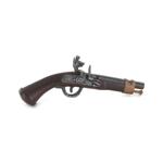 Pistolet à pierre (Marron)