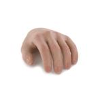 Main gauche homme européen (Type A)