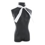 Cravate (Blanc)
