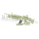 M4 carbine w/ grenade launcher M203 camo snakeskin