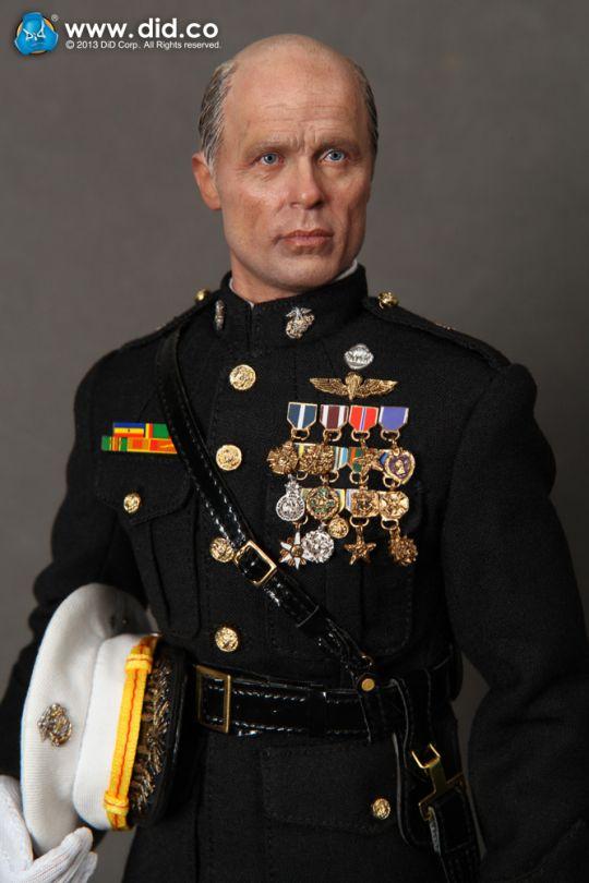 Figurine 1/6 USMC Force Recon Brigadier - General Frank ...
