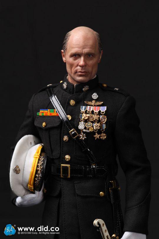 Figurine 1 6 Usmc Force Recon Brigadier General Frank