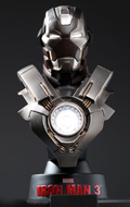 Iron Man 3 - Mark XXIV Tank Bust