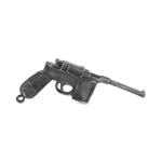 Pistolet Mauser C96 (Gris)