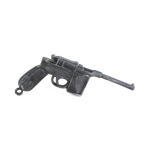 Mauser C96 Pistol (Grey)