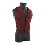 Waistcoat (Red)