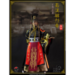 Set Han Costume - China Emperor of the Han Dynasty Dress Suit