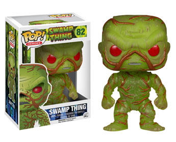 Swamp Thing - Swamp Thing (Underground Toys Exclusive)