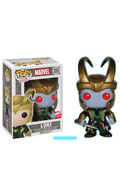 Thor : The Dark World - Loki Frost Giant Version Glows In The Dark (Underground Toys Exclusive)