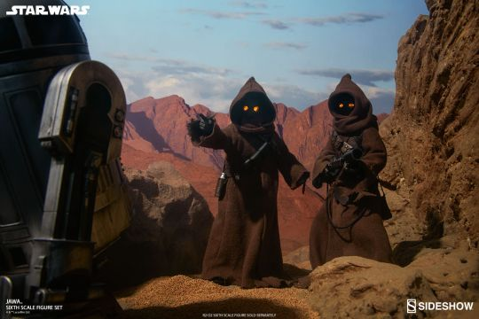 Star Wars - Set Jawa