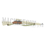Mosin Nagant M1891/30 (wood & métal) sniper rifle w/ camo strips