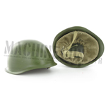 Metal SSh M40 russian helmet