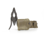 M1917 folding wire cutters with Mills 1917 webbing carrier weathered