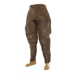 M1902 service dress trousers weathered