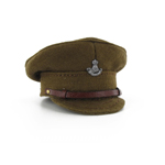 Casquette troupe Durham Light Infantry (Marron)