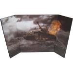 Panzer Diorama Background