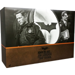 The Dark Knight Rises - John Blake & Jim Gordon with Bat-Signal Set
