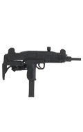 Uzi Submachinegun (Black)