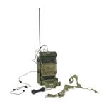 Diecast BC-1000-A Radio (Olive Drab)