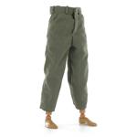 Pantalon USMC Md 1941, toile à chevron HBT