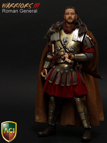Warriors III - Roman General Victor