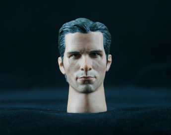Headsculpt Christian Bale