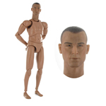 Chalk leader 75th Ranger - Nude body