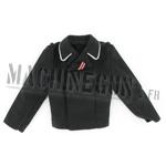 Black panzer vest