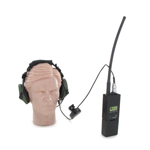 PTT and M148 Radio with Sordin Headset