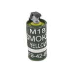 M18 Smoke Grenade (Yellow)