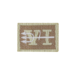 Trident Seal Team VI Patch (Tan)