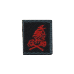 Seal Team VI NSWDG Devgru Red Squadron VIP Protection Patch (Black)