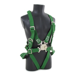 Japanese Navy Pilot Harness (Green)