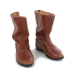 Japanese Navy Boots (Brown)