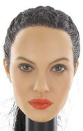 Headsculpt Angelina Jolie (Type A)