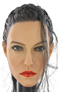 Headsculpt Angelina Jolie (Type B)
