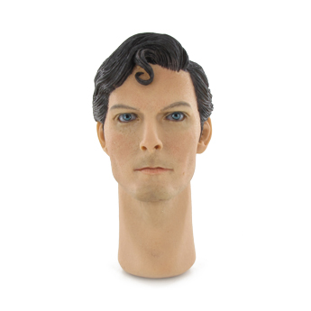 Headsculpt Christopher Reeve