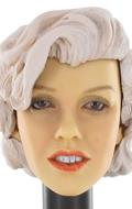 Headsculpt Marilyn Monroe