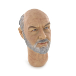 Headsculpt Sean Connery