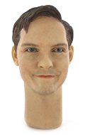 Headsculpt Tobey Maguire