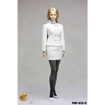 Set tenue de business Femme (Blanc)