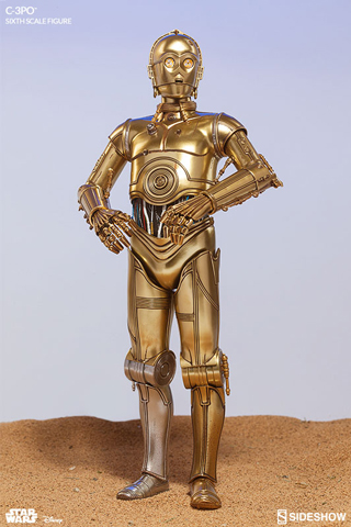 Star Wars : Episode IV - C-3PO